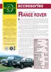 Land Rover - Katalogy doplňků